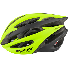 Rudy Project Sterling + Casco, yellow fluo - black matte